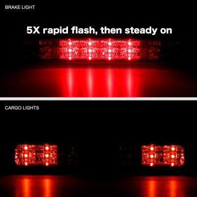 Dodge Ram 2500 1994-2002 Flash LED Third Brake Light