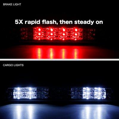 Dodge Ram 1994-2001 Smoked Flash LED Third Brake Light
