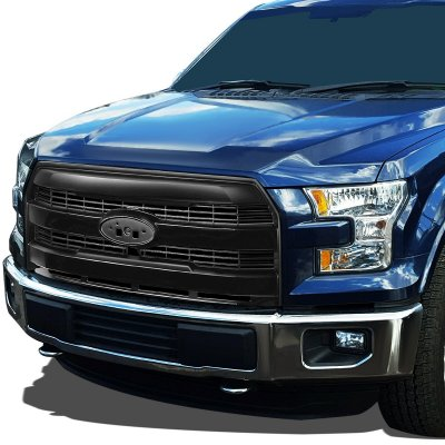 Ford F150 2015-2017 Black Grille