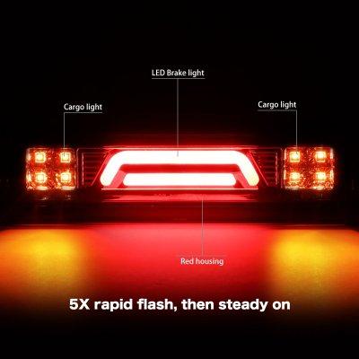 Dodge Ram 2500 2003-2009 Tube Flash LED Third Brake Light