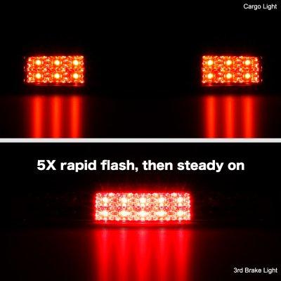 Ford F150 2004-2008 Flash LED Third Brake Light