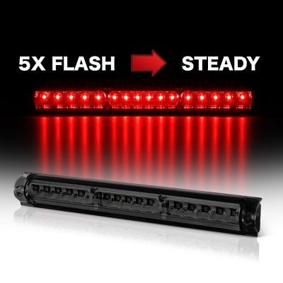 Ford F150 1997-2003 Smoked Flash LED Third Brake Light