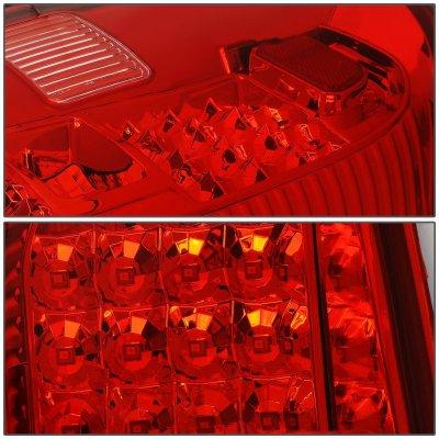 Toyota Tundra 2014-2020 LED Tail Lights