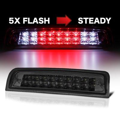 Dodge Ram 3500 2010-2018 Smoked Flash LED Third Brake Light