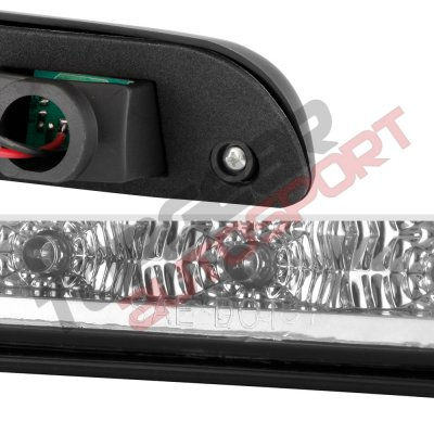 Ford F350 1992-1996 Clear LED Third Brake Light