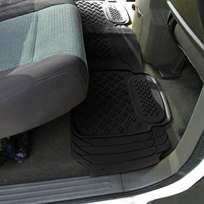 Chevy Silverado 1999-2006 Black Floor Mats