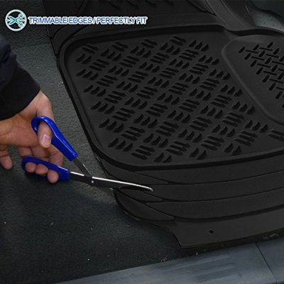 Toyota Tundra 2000-2006 Black Floor Mats