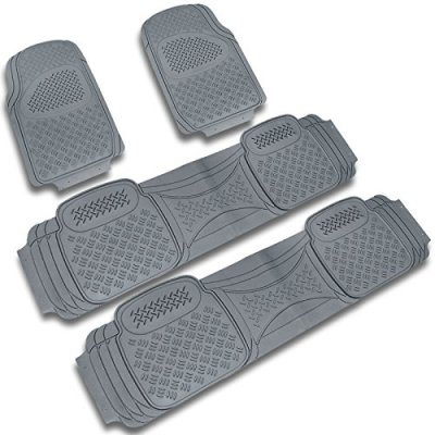 Jeep Grand Cherokee 1999-2004 Grey Floor Mats