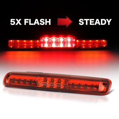 Chevy Silverado 2500HD 2001-2006 Flash LED Third Brake Light
