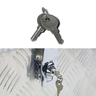 Toyota Tundra 2000-2006 Aluminum Truck Tool Box 30 Inches Key Lock