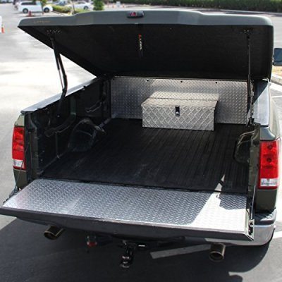 Dodge Ram 2009-2018 Aluminum Truck Tool Box 30 Inches Key Lock