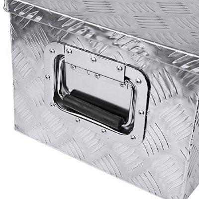 Ford F350 Super Duty 2017-2018 Aluminum Truck Tool Box 30 Inches Key Lock