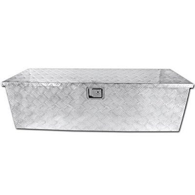 Chevy Silverado 1999-2006 Aluminum Truck Tool Box 49 Inches Key Lock