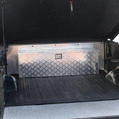 Chevy Silverado 2007-2013 Aluminum Truck Tool Box 49 Inches Key Lock