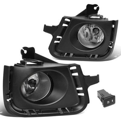 Toyota Prius c 2012-2014 Clear Fog Lights Kit