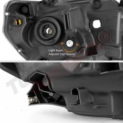 Toyota Tundra 2014-2017 Headlights