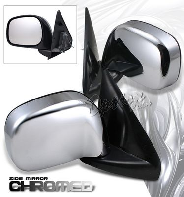 Dodge Ram 2002-2006 OEM Style Chrome Side Mirrors