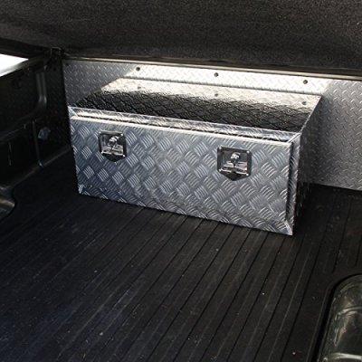 Chevy Silverado 2500HD 2001-2006 Aluminum Truck Tool Box 36 Inches Key Lock