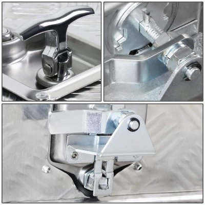Toyota Tundra 2000-2006 Aluminum Truck Tool Box 36 Inches Key Lock