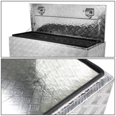 Dodge Ram 1994-2001 Aluminum Truck Tool Box 42 Inches Key Lock