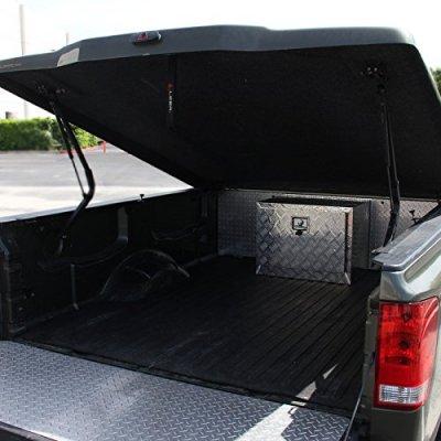 Ford F250 Super Duty 2011-2016 Aluminum Truck Tool Box 24 Inches Key Lock