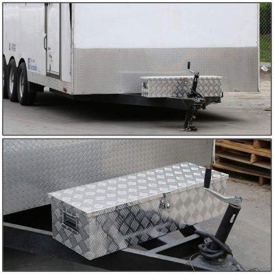 GMC Sierra 2007-2013 Aluminum Truck Tool Box 39 Inches Key Lock