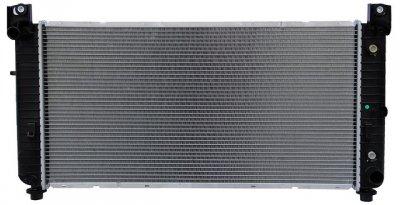 GMC Sierra 1500 6.2L 2009-2011 Radiator