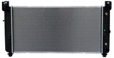 GMC Sierra 1500 5.3L 2007-2011 Radiator