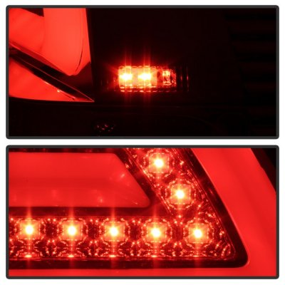 Chevy Impala 2006-2013 Smoked LED Tail Lights SS-Series