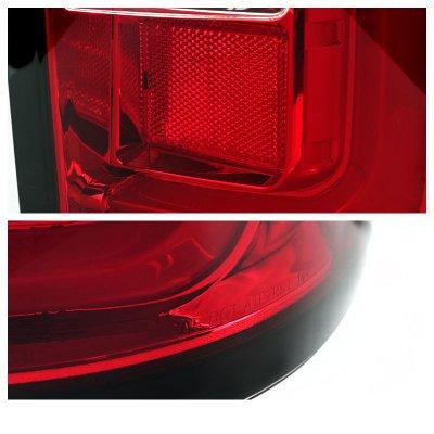 GMC Sierra 2014-2018 LED Tail Lights