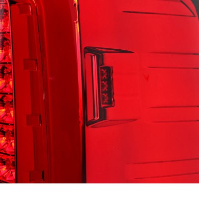 GMC Sierra 2500HD 2015-2018 LED Tail Lights