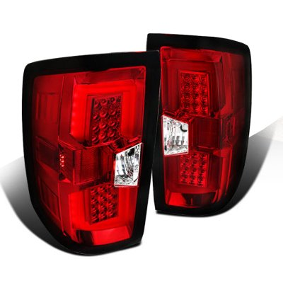 Chevy Silverado 2014-2017 LED Tail Lights