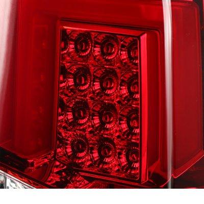Chevy Silverado 2500HD 2015-2017 LED Tail Lights