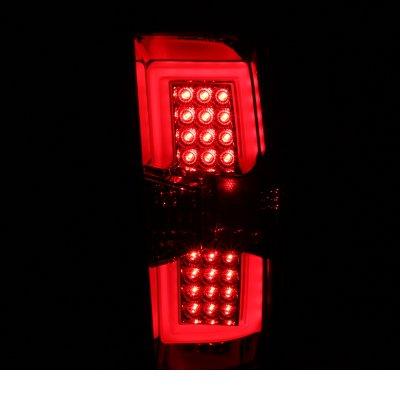 Chevy Silverado 2014-2017 LED Tail Lights