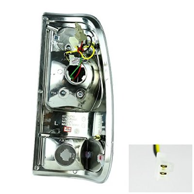 Ford F250 Super Duty 2011-2016 Smoked LED Tail Lights