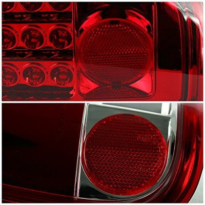 Ford F250 Super Duty 2008-2010 LED Tail Lights
