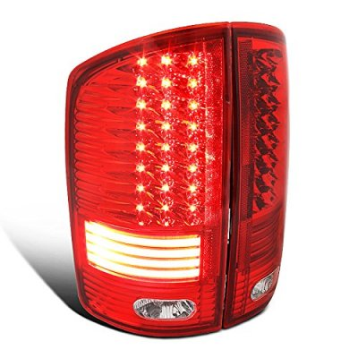 Dodge Ram 2500 2003-2006 LED Tail Lights