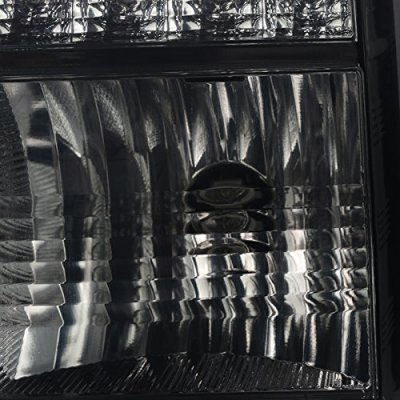 GMC Yukon 2015-2018 Black Smoked LED Tail Lights