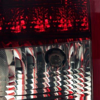 GMC Yukon 2015-2018 Tinted LED Tail Lights