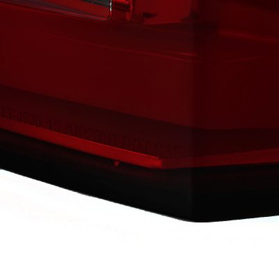 Chevy Suburban 2015-2017 Tinted LED Tail Lights