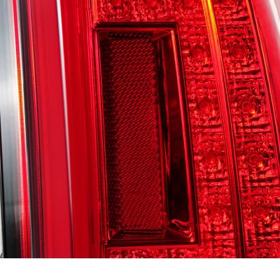 Chevy Suburban 2015-2017 LED Tail Lights