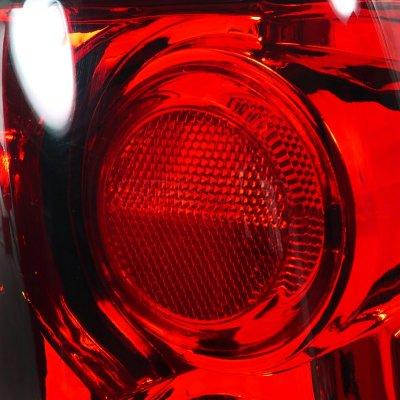 Chevy Silverado 3500 1999-2002 Altezza Tail Lights