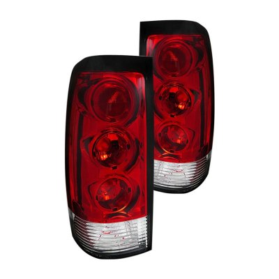 GMC Sierra 3500 1999-2003 Altezza Tail Lights
