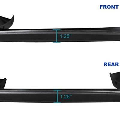 Chevy Silverado 2500HD 2007-2014 Short Bed Fender Flares
