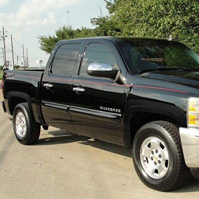 Chevy Silverado 3500HD 2007-2014 Short Bed Fender Flares