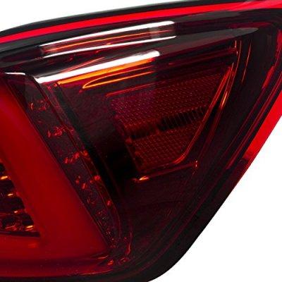 Lexus IS250 2006-2008 LED Tail Lights
