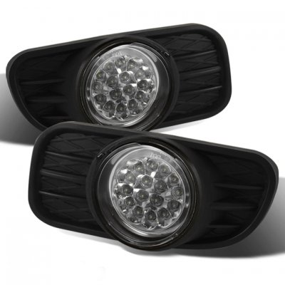 Jeep Grand Cherokee 1999-2004 Clear LED Fog Lights