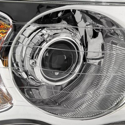 Dodge Ram 2002-2005 Retrofit Projector Headlights