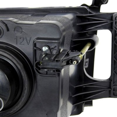 Dodge Ram 2500 2003-2005 Retrofit Projector Headlights