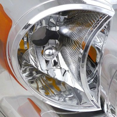 Dodge Ram 2500 2006-2009 Retrofit Projector Headlights